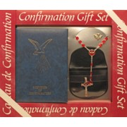Confirmation Gift Set Blue Book