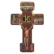 """Eucharistic Cross cm.10-4"""""""