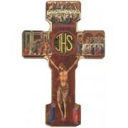 """Eucharistic Cross cm.12 - 4 3/4"""""""