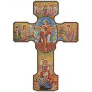 "St.Michael Cross cm.24.5 - 9 1/2"""