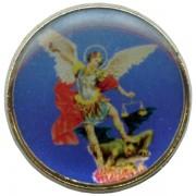 "St.Michael Dome Lapel Pin cm.2 - 3/4"""
