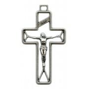 "Perforated Crucifix mm.46 - 1 3/4"""