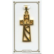 Confirmation Cross Pendent mm.30 - 1 1/4""