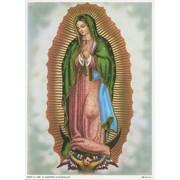 """Guadalupe Print cm.19x26 - 7 1/2""""x 10 1/4"""""""