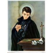 "St.Gabriele Print cm.19x26 - 7 1/2""x 10 1/4"""