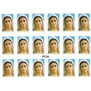 """Medjugorje 18 Stickers cm.12x16 - 5""""x6"""""""