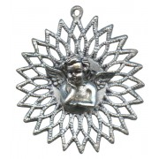 Guardian Angel Pewter Medal