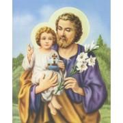 "St.Joseph High Quality Print cm.20x25- 8""x10"""