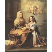 "St.Anne High Quality Print cm.20x25- 8""x10"""