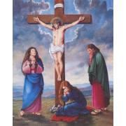 """Crucifixation High Quality Print cm.20x25- 8""""x10"""""""