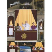 "Pope Francis High Quality Print cm.20x25- 8""x10"""