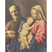 "Holy Family High Quality Print cm.20x25- 8""x10"""