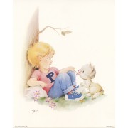 "Little Boy High Quality Print cm.20x25- 8""x10"""