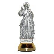 """Divine Mercy Car Statuette mm.60 - 2 1/4"""""""