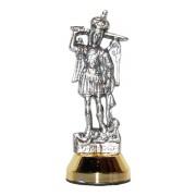 """St.Michael Car Statuette mm.60 - 2 1/4"""""""
