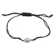 925 Metal Miraculous Pull Cord Bracelet