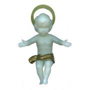 """Luminous Baby Jesus cm.8- 3"""""""
