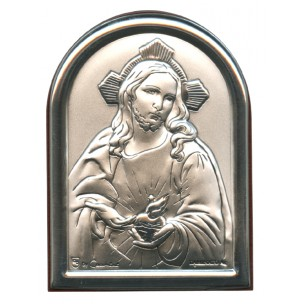 http://monticellis.com/2541-2723-thickbox/sacred-heart-of-jesus-plaque-with-brown-frame-cm6x45-2-1-4x-1-3-4.jpg