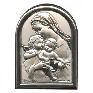 http://monticellis.com/2545-2727-thickbox/guardian-angel-plaque-with-stand-brown-frame-cm6x45-2-1-4x-1-3-4.jpg