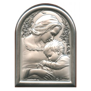 http://monticellis.com/2554-2736-thickbox/mother-and-child-plaque-with-stand-brown-frame-cm6x45-2-1-4x-1-3-4.jpg