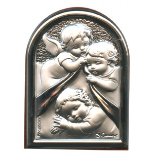 http://monticellis.com/2555-2737-thickbox/guardian-angel-plaque-with-stand-brown-frame-cm6x45-2-1-4x-1-3-4.jpg