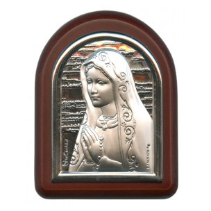 http://monticellis.com/2558-2740-thickbox/our-lady-of-sorrows-plaque-with-stand-brown-frame-cm-6x7-2-1-4x2-3-4.jpg