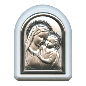 http://monticellis.com/2561-2743-thickbox/mother-and-child-plaque-with-stand-white-frame-cm-6x7-2-1-4x2-3-4.jpg