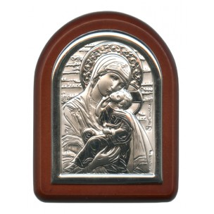 http://monticellis.com/2562-2744-thickbox/perpetual-help-plaque-with-stand-brown-frame-cm-6x7-2-1-4x2-3-4.jpg