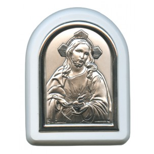http://monticellis.com/2569-2751-thickbox/sacred-heart-of-jesus-plaque-with-stand-white-frame-cm-6x7-2-1-4x2-3-4.jpg