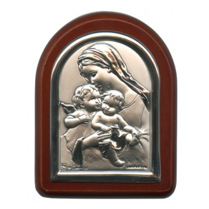 http://monticellis.com/2573-2755-thickbox/mother-and-child-with-guardian-angel-plaque-with-stand-brown-frame-cm-6x7-2-1-4x2-3-4.jpg