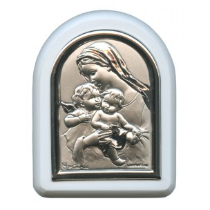 http://monticellis.com/2574-2756-thickbox/mother-and-child-plaque-with-stand-white-frame-cm-6x7-2-1-4x2-3-4.jpg