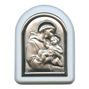 http://monticellis.com/2579-2761-thickbox/stanthony-with-guardian-angel-plaque-with-stand-white-frame-cm-6x7-2-1-4x2-3-4.jpg