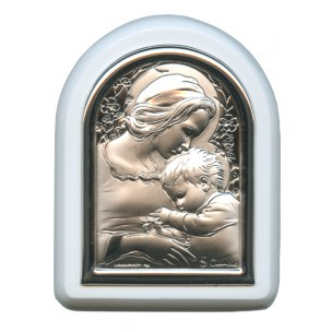 http://monticellis.com/2587-2769-thickbox/mother-and-child-plaque-with-stand-white-frame-cm-6x7-2-1-4x2-3-4.jpg