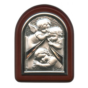 http://monticellis.com/2588-2770-thickbox/guardian-angel-plaque-with-stand-brown-frame-cm-6x7-2-1-4x2-3-4.jpg
