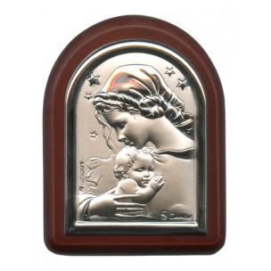 http://monticellis.com/2590-2772-thickbox/mother-and-child-plaque-with-stand-brown-frame-cm-6x7-2-1-4x2-3-4.jpg