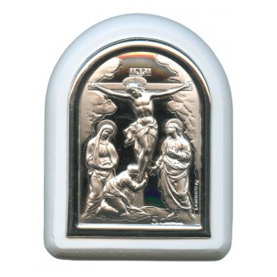 http://monticellis.com/2593-2775-thickbox/crucifixion-plaque-with-stand-white-frame-cm-6x7-2-1-4x2-3-4.jpg