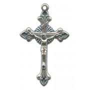 """Crucifix Oxidized Metal mm.38- 1 1/2"""""""