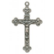 Crucifix Oxidized Medal mm.38- 1 1/2""