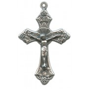 Crucifix Oxidized Metal mm.38- 1 1/2""