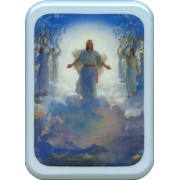 "Resurrection Plaque cm. 21x29- 8 1/2""x 11 1/2"""