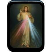"Divine Mercy Plaque cm. 21x29- 8 1/2""x 11 1/2"""