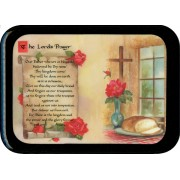 "The Lords Prayer Plaque cm. 21x29- 8 1/2""x 11 1/2"""