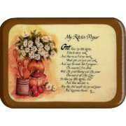 "Kitchen Prayer Plaque cm. 21x29- 8 1/2""x 11 1/2"""
