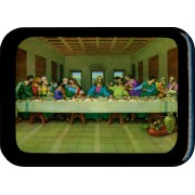 "Last Supper Plaque cm. 21x29- 8 1/2""x 11 1/2"""