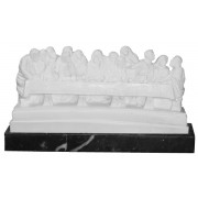 Last Supper Mignon (With Base) cm.10- 4""