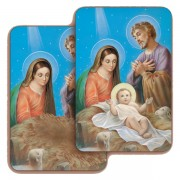 Nativity 3D Bi-Dimensional Cards