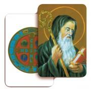 "San Benedetto 3D Bi-Dimensional Cards cm.5.5x8.2- 2 1/8""x 3 1/4"""