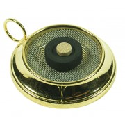 Incense Burner Gold Plated