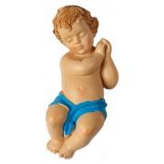 """Baby Jesus Pvc Statue cm.8- 3"""""""