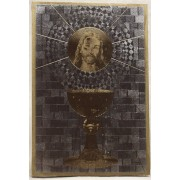 "Communion Plaque cm.15.5x10.5 - 6""x4"""
